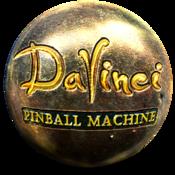 桌面弹球:达芬奇 Da Vinci Pinball
