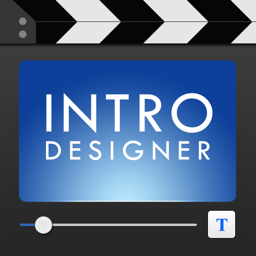 Intro designer for imovie on the app store on itunes for Imovie intros templates