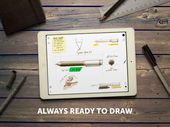 Tayasui Memopad - Draw, share, it's done! Screenshot