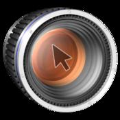 强大的视频桌面录制软件 Screenium For Mac