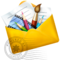 Mail Stationery (AppStore Link)