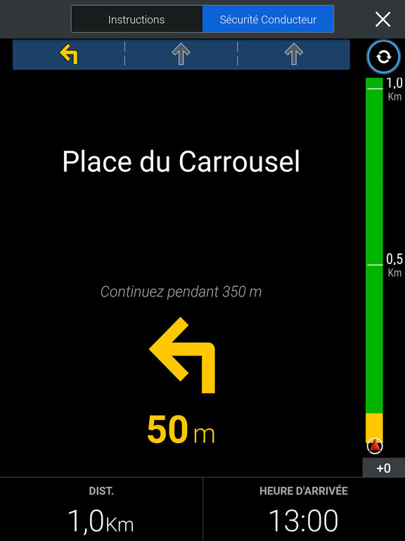CoPilot France - GPS Navigation & Offline Maps Screenshots
