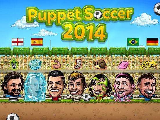Puppet Soccer 2014 - футбол - Чемпионат мира марионеток Скриншоты9