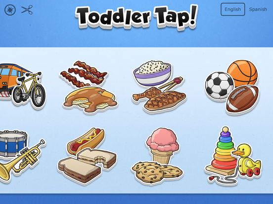 Toddler Tap! Screenshots