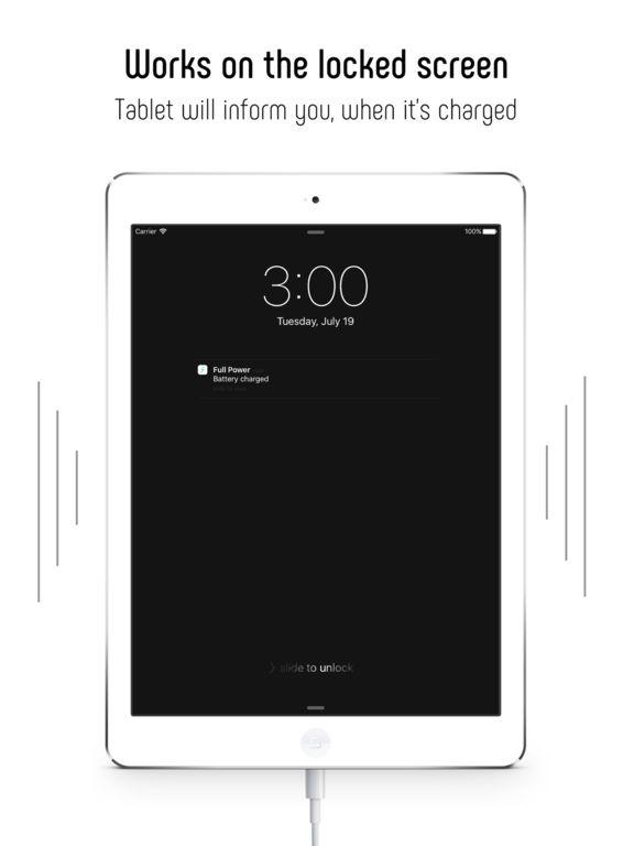 Full Power Battery Screenshots