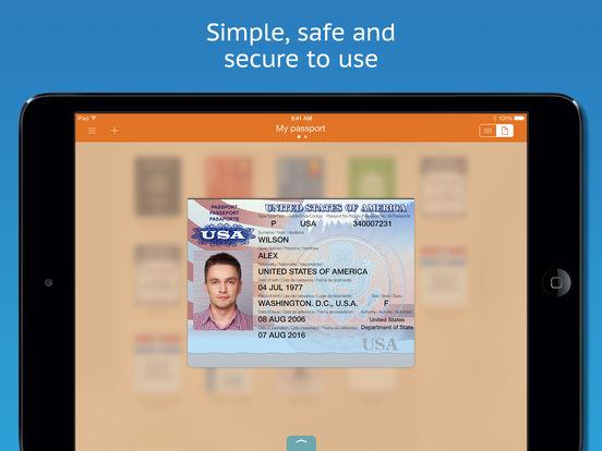 MyPocket: Personal document organizer Screenshots