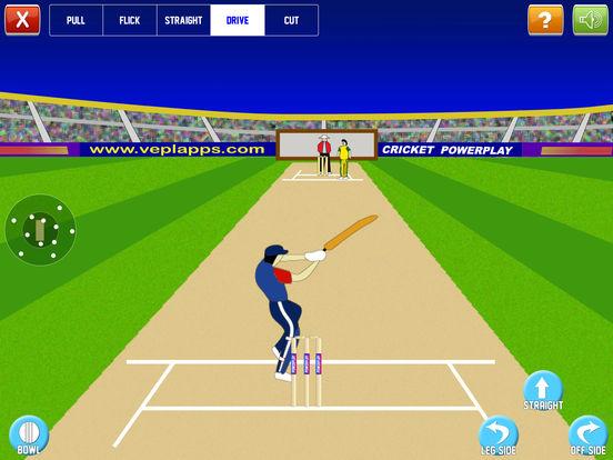 Cricket Power-Play iPad Screenshot 2