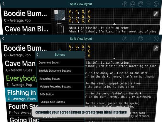 Set List Maker iPad Screenshot 3