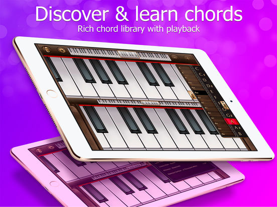 Gismart Piano Free screenshot