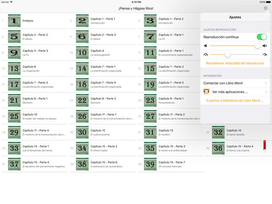 Lobo de Mar - Jack London iPad Screenshot 1