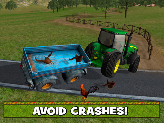 Farm Animal Transporter Simulator 3D Full screenshot 7