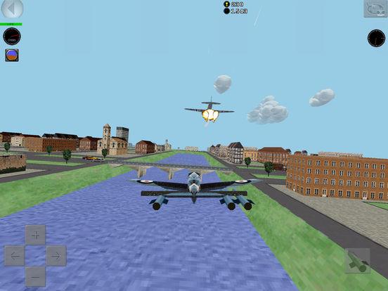 RC Airplane 3D Lite iPad Screenshot 3