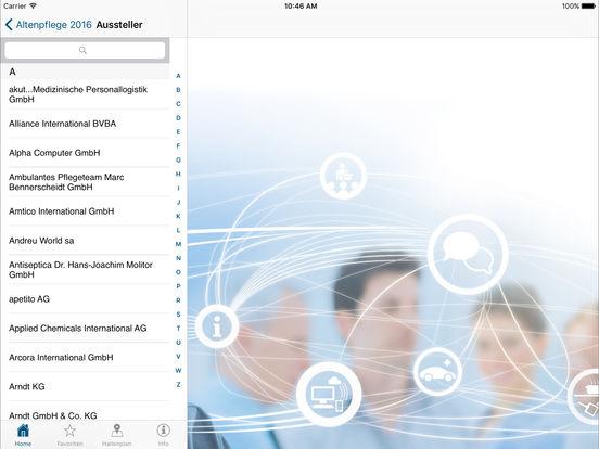 Altenpflege 2011 iPad Screenshot 2