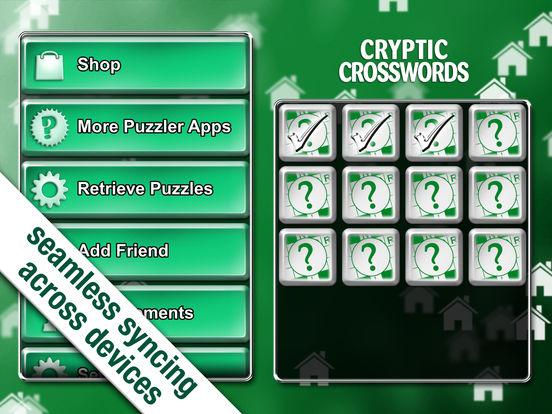 Cryptic Crosswords Puzzler screenshot 7