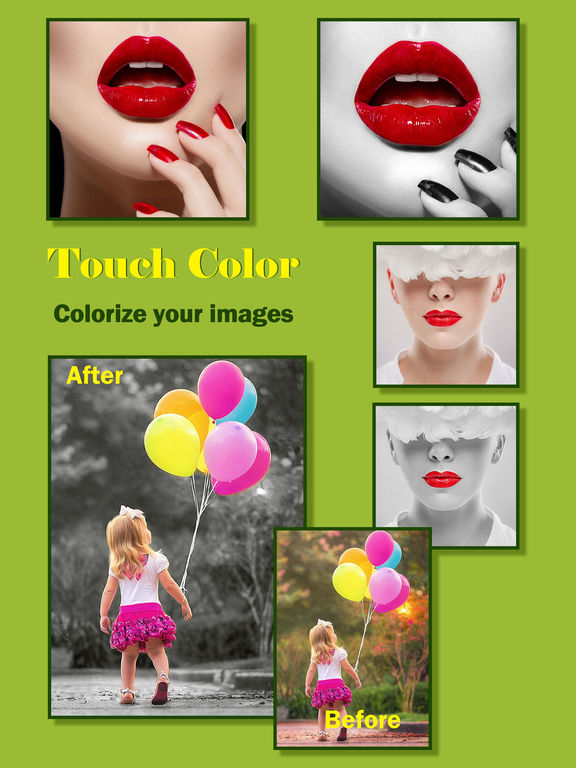 how to change a black and white photo to color