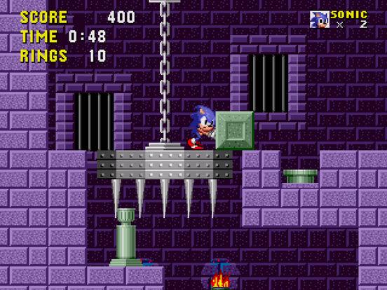 Sonic the Hedgehog iPad Screenshot 3