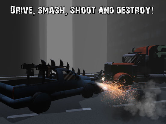 Zombie Death Car Racing 3D Full Screenshots