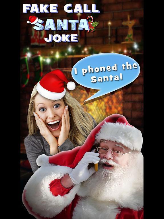 Ложный Вызов Санта Шутка Скриншоты7
