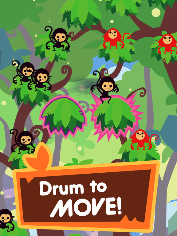 Jungle Rumble: Freedom, Happiness, and Bananasscreeshot 1