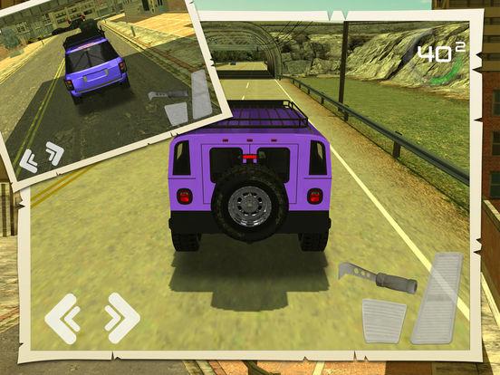 Offroad Vehicle Driving Parking Career Simulatorscreeshot 5