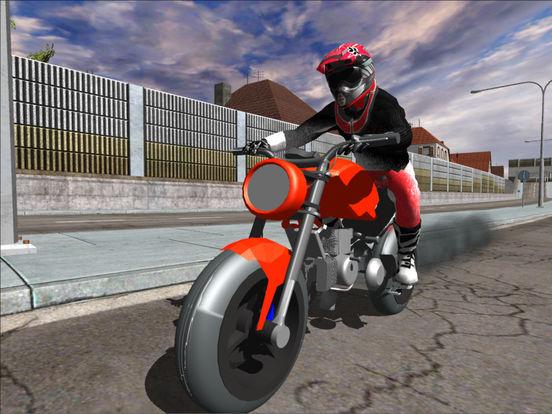 Скачать игру Duceti City Rider
