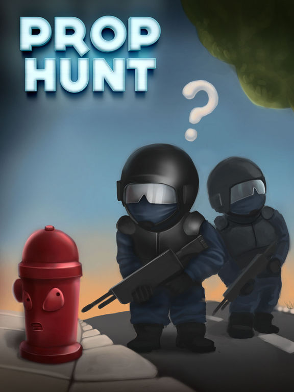 Prop Hunt The Game Free Download - favorgland
