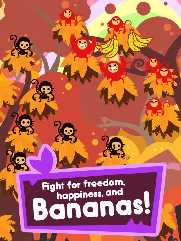 Jungle Rumble: Freedom, Happiness, and Bananasscreeshot 3