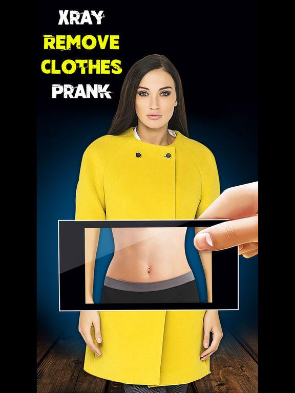 Remove clothes app online