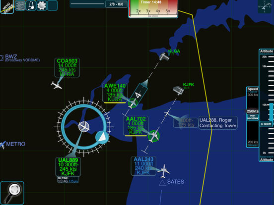 ATC Voice - Air Traffic Control Voice Recognition Screenshots