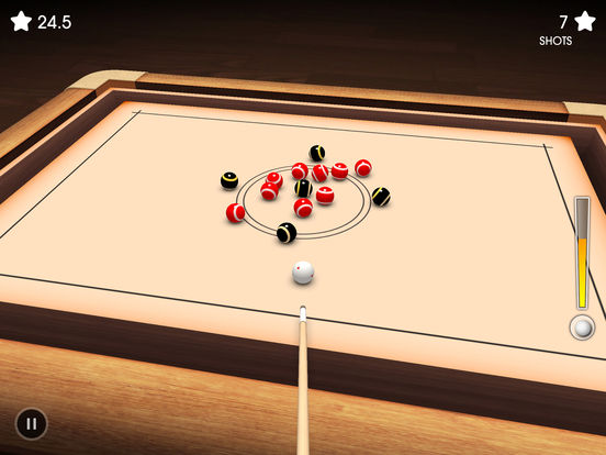Crazy Pool 3D Lite iPad Screenshot 4