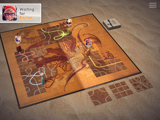 Screenshot #4 for Tsuro - The Game of the Path