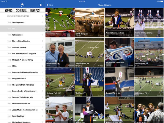 Blue Devils iPad Screenshot 5