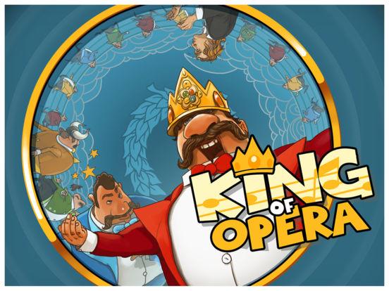 King of Opera - Multiplayer Party Game! Screenshot