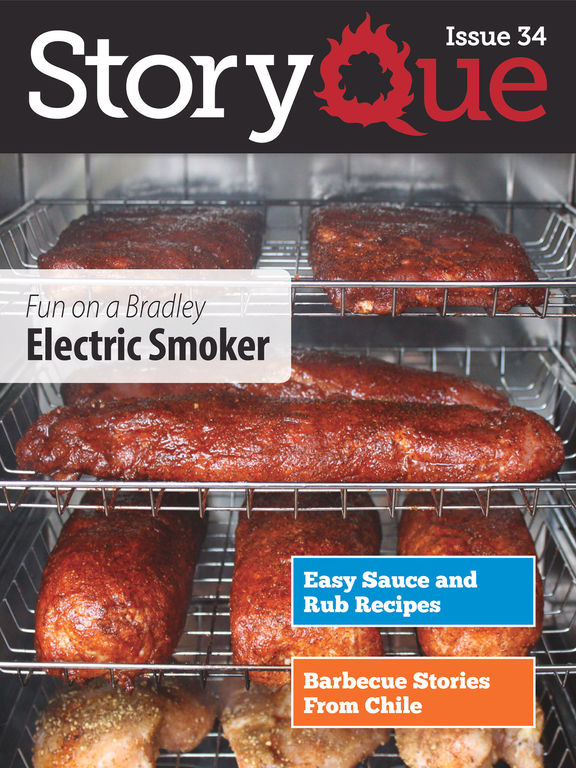 StoryQue - BBQ Recipes, Tips, Stories, and Reviews screenshot