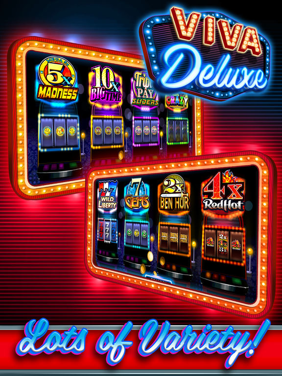 slot machine deluxe free download