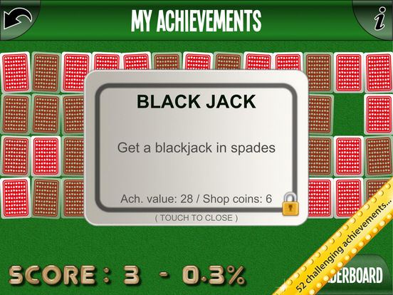 Ultimate BlackJack Reloaded screenshot