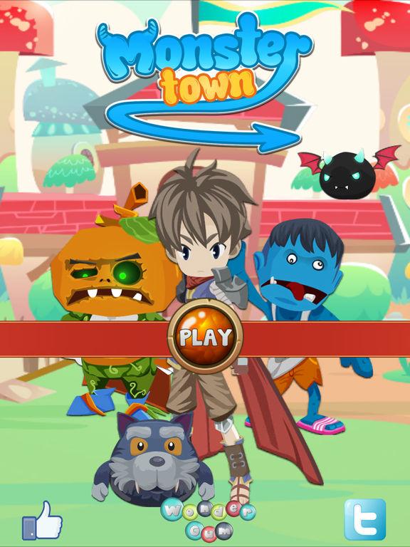 Monster Town Screenshots