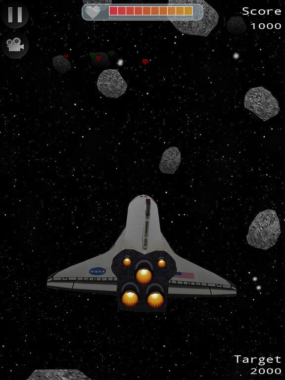 Space Shuttle: Meteor Impactscreeshot 5