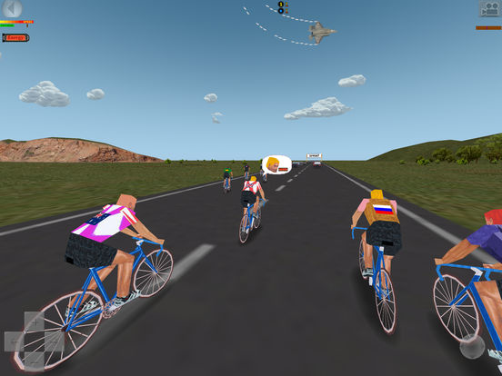 Ciclis 3D Lite iPad Screenshot 4