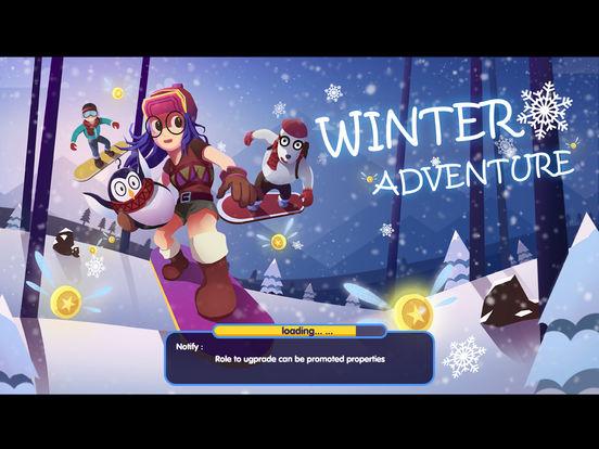 Winter Adventure!screeshot 1