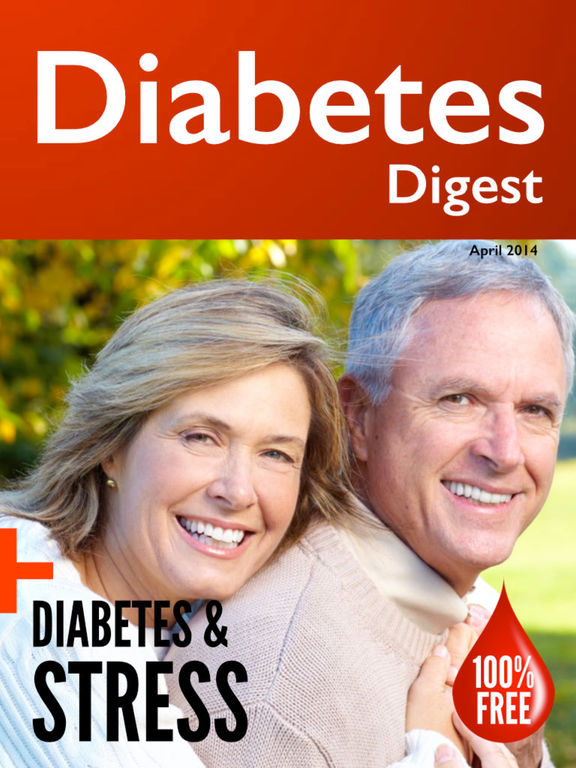 AAA+ Diabetes Digest - Diabetes Information Digest for Diabetics screenshot