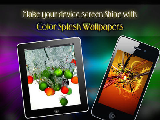 Color Splash Wallpapers √ Pro Screenshots