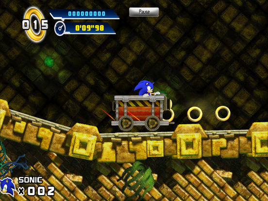 Sonic The Hedgehog 4™ Episode I iPad Screenshot 2