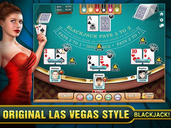 BlackJack Online - Just Like Vegas!screeshot 5
