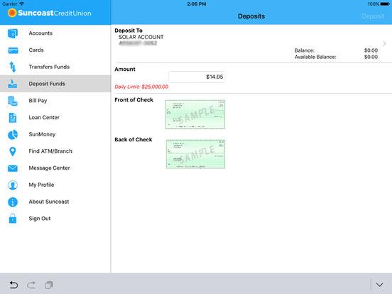 Suncoast Schools SunMobile iPad Screenshot 4