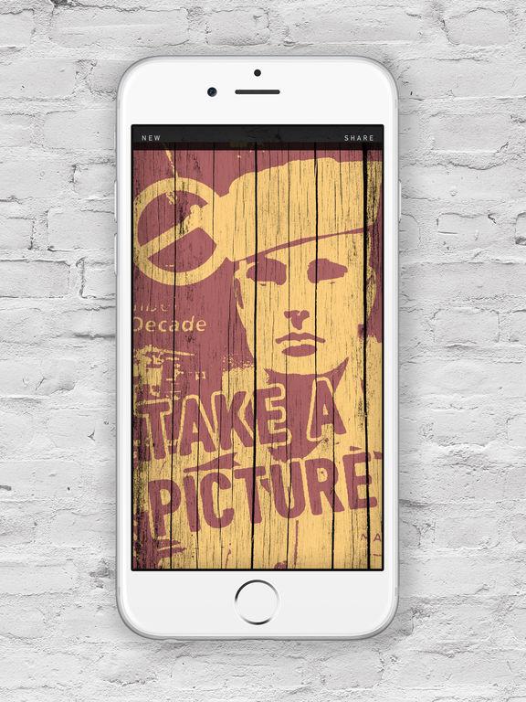 Fotoffiti - turn photos into graffiti Screenshot
