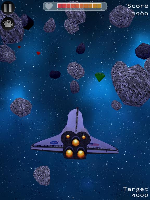 Space Shuttle: Meteor Impactscreeshot 2