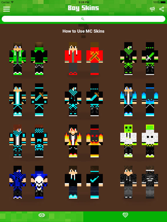 minecraft pc how to get skins