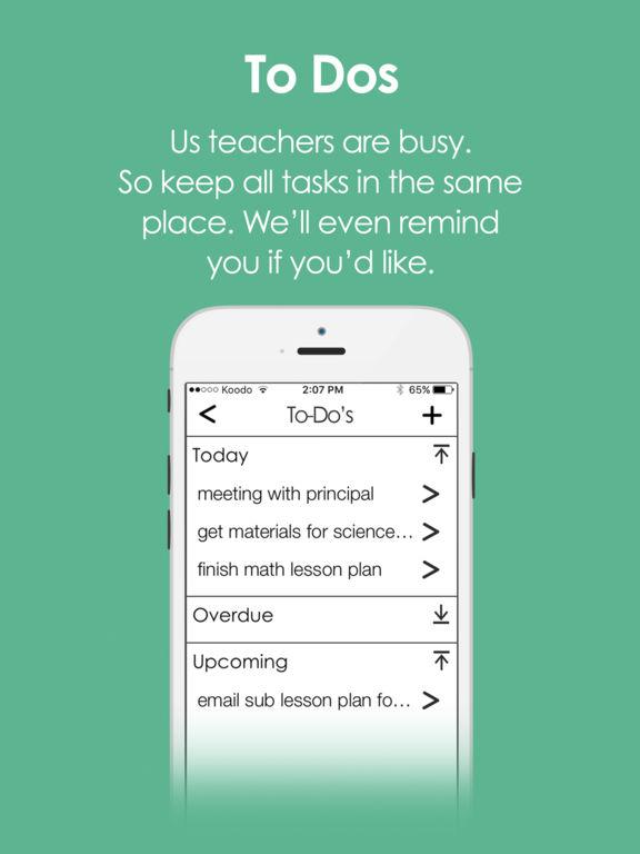 Goteach Teacher Planbook Lesson Plans And More Apprecs