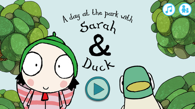 Sarah Duck - Day at the Park
